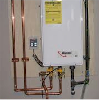 Professional Tankless Water Heater Installation By Cjw